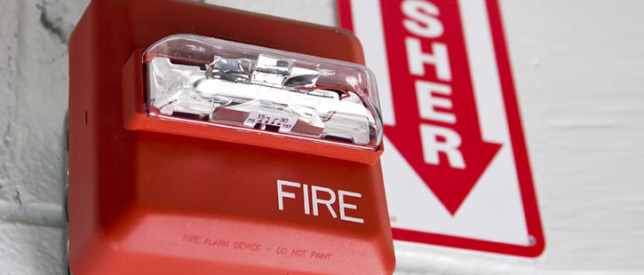 design, installation, maintenance and repair of fire alarms for your commercial business in Dorset & Hampshire