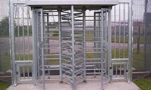 Security  Turnstiles for businesses in Dorset & Hampshire Area