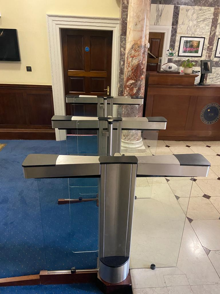 Turnstile Install And Access Control Installation In Bournemouth | Onetec